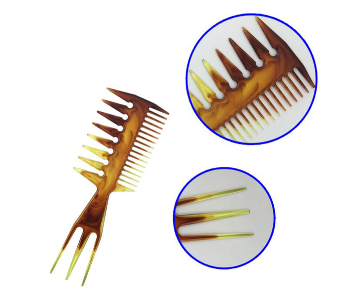 Oil Head Styling comb 1-6