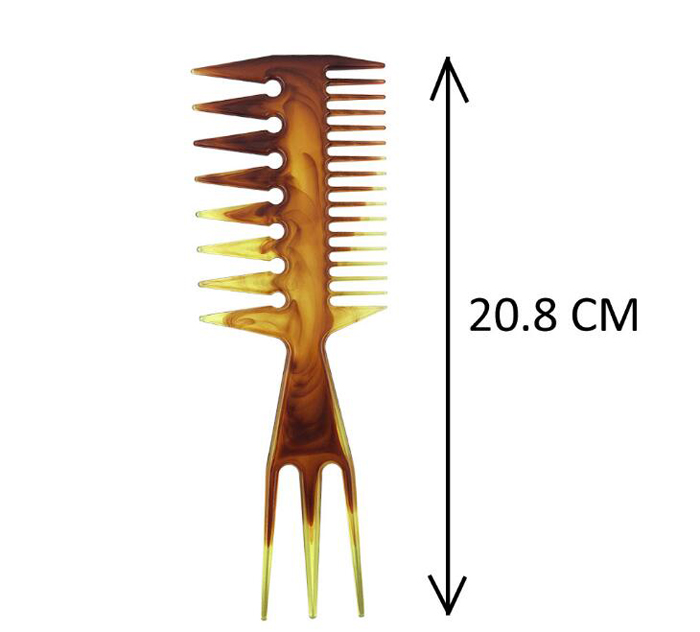 Oil Head Styling comb 1-7