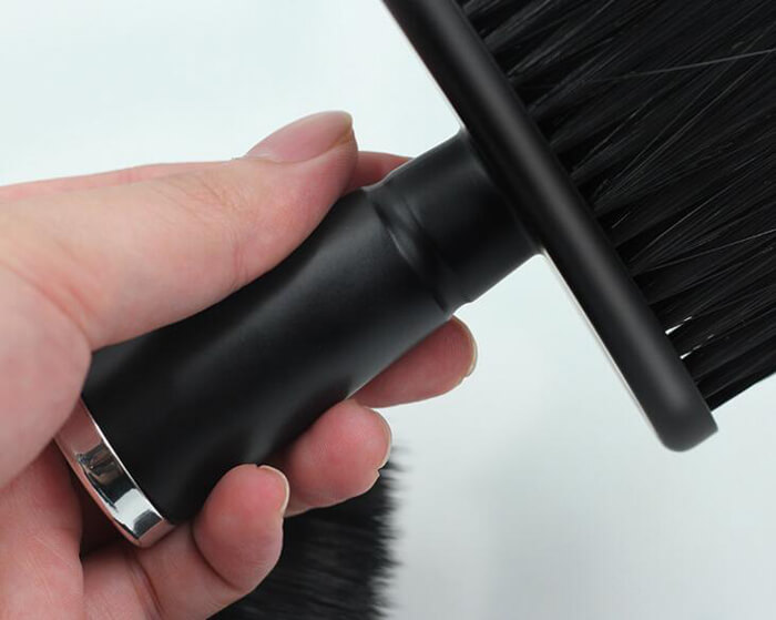 high quality custom hair cleaning brush with logo 06